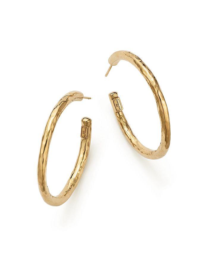 IPPOLITA - Ippolita 18K Yellow Gold Glamazon #3 Hoop Earrings