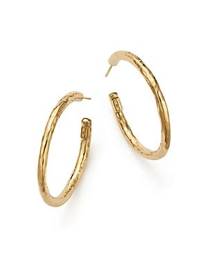 Ippolita 18K Yellow Gold Glamazon #3 Hoop Earrings-Jewelry & Accessories