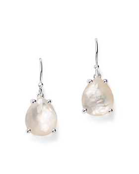 21b227acabc IPPOLITA - Sterling Silver   Mother-of-Pearl Rock Candy® Pear Drop Earrings  ...