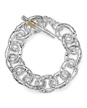 Ippolita Sterling Silver Mini Bastille Chain Bracelet