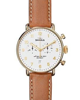 Shinola - The Canfield Chronograph Watch, 43mm