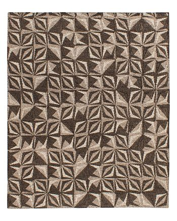 Lillian August - Samoa Collection Area Rug, 8' x 10' - Gray/Silver