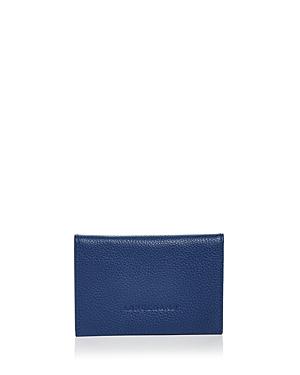 Longchamp Card Case - Veau Foulonne