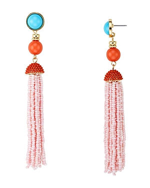 Baublebar Artemis Tassel Drop Earrings