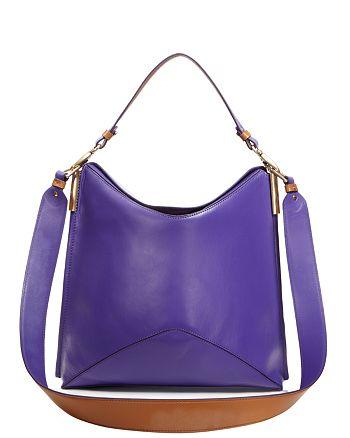 Aquatalia - Kerry Washington Leather Hobo - 100% Exclusive