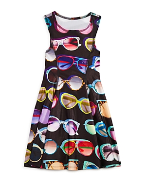 Terez Girls' Sunglasses Dress - Little Kid