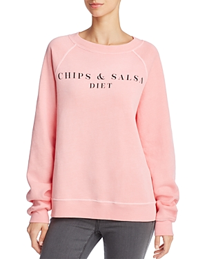 Wildfox Chips & Salsa Pullover
