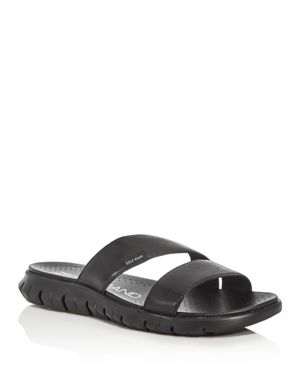 Cole Haan Zerogrand Two Strap Slide Sandals
