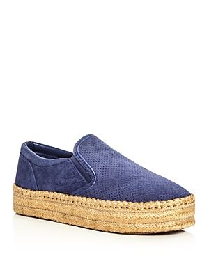 Tretorn Women's Emilia Slip On Platform Espadrille Sneakers