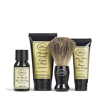The Art of Shaving - 4 Elements Starter Kit: Unscented