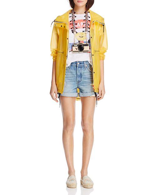Levi's - 501® Cuffed Shorts, Hunter Raincoat & More
