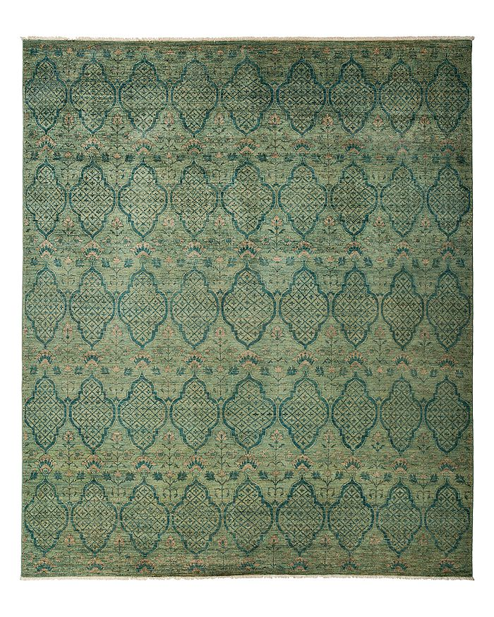 """Solo Rugs - Eclectic Area Rug, 9'1"""" x 10'9"""""""