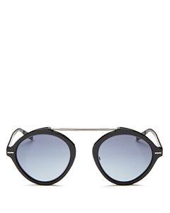 c681dfd9e6e79 Carrera Men s Double Bridge Round Aviator Sunglasses