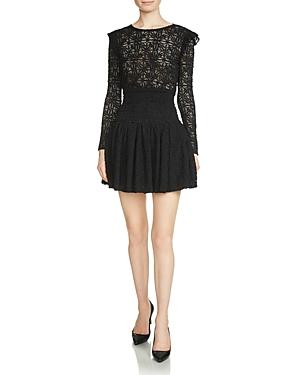 Maje Rylie Lace Dress