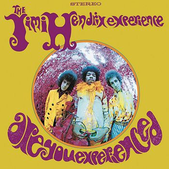Baker & Taylor - The Jimi Hendrix Experience, Are You Experienced Vinyl Record