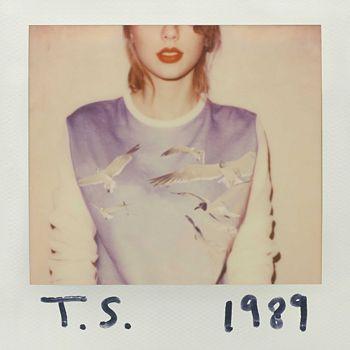 Baker & Taylor - Taylor Swift, 1989 Vinyl Record