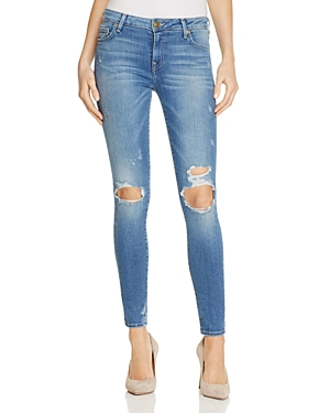 True Religion Halle Super Skinny Jeans in Blue Love