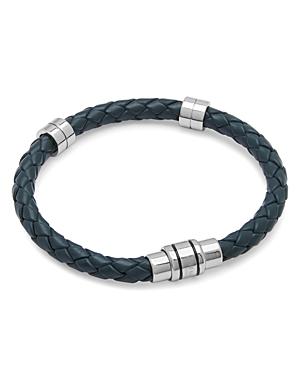Ted Baker Braided Leather Bracelet