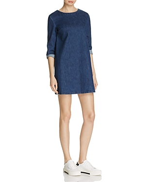 French Connection Denim Shift Dress