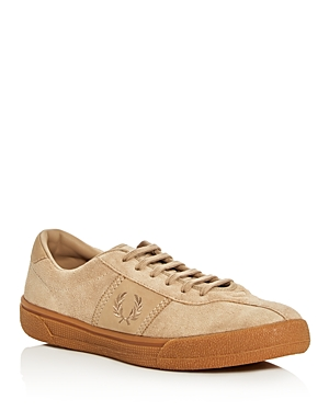 Fred Perry Lace Up Tennis Shoes