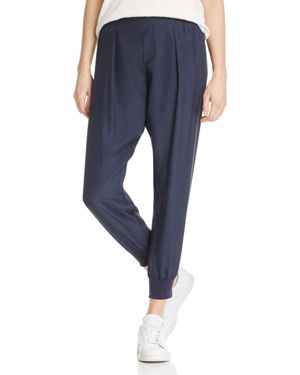 Atm Anthony Thomas Melillo Silk Pull-On Pants - 100% Exclusive