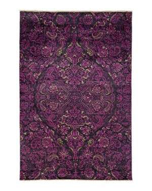 Suzani Collection Oriental Rug, 6' x 8'10