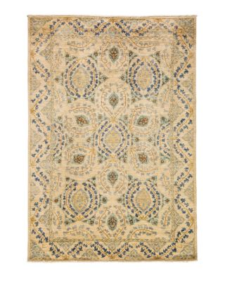 "Morris Collection Oriental Rug, 6'4"" x 8'8"""