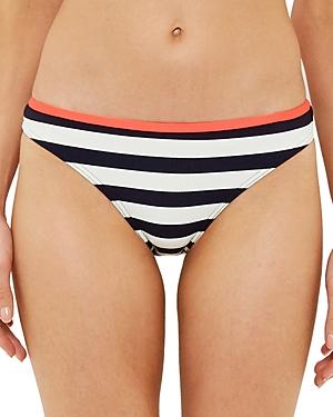 Ted Baker Striped Bikini Bottom