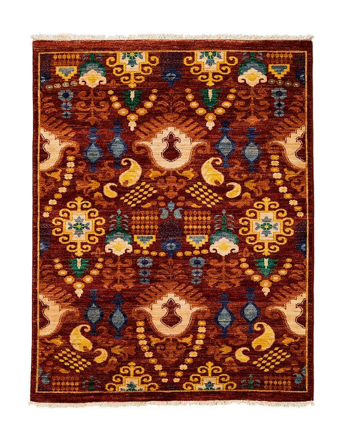 Solo Rugs Suzani Area Rug Collection