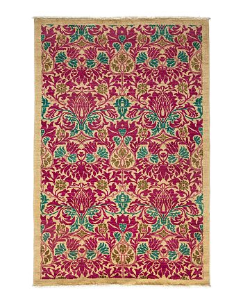 "Bloomingdale's - Morris Collection Oriental Rug, 4'10"" x 7'4"""