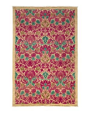 Morris Collection Oriental Rug, 4'10 x 7'4