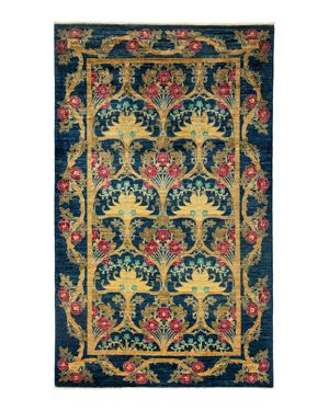Morris Collection Oriental Rug, 5' x 8'