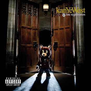 Baker & Taylor - Kanye West, Late Registration Vinyl Record