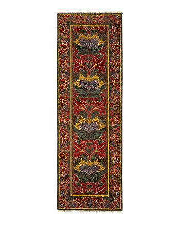 "Bloomingdale's - Morris Collection Oriental Rug, 2'8"" x 8'3"""