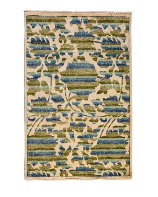 """Morris Collection Oriental Rug, 3'2"""" x 5'7"""""""