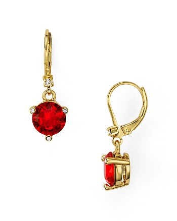 kate spade new york - Stone Drop Earrings