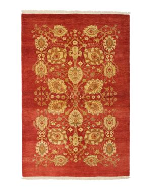 Valley Collection Oriental Rug, 4'2 x 5'10