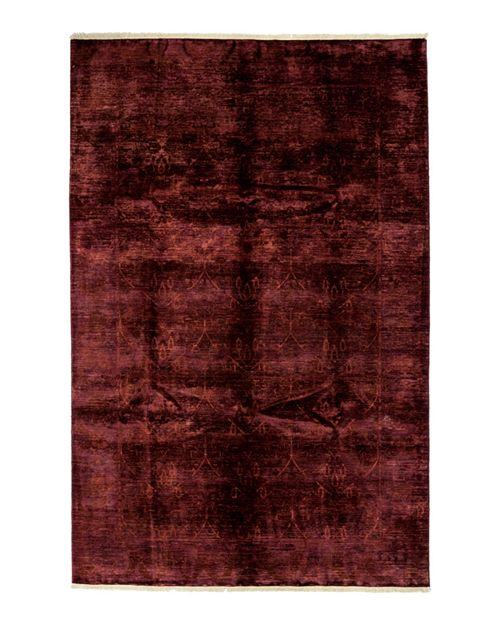 """Bloomingdale's - Adina Collection Oriental Area Rug, 6'5"""" x 9'9"""""""