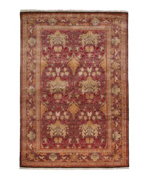 Morris Collection Oriental Rug, 6' x 8'9