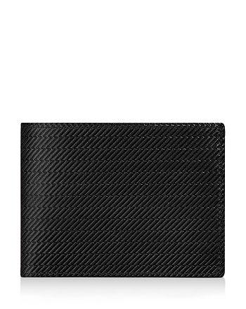 Shinola - Embossed Bifold Wallet