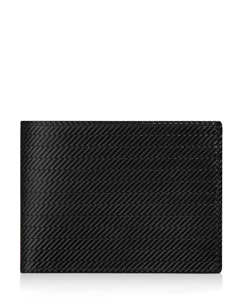 Shinola - Embossed Bifold Wallet