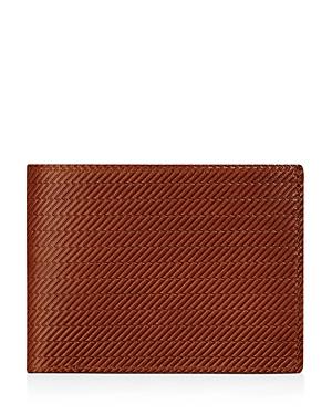 Shinola Embossed Bifold Wallet