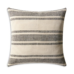 Loloi Magnolia Home Striped Decorative Pillow, 22 x 22