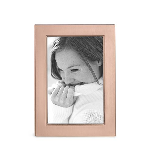 "Reed & Barton - Classic Rose Gold Frame, 4"" x 6"""
