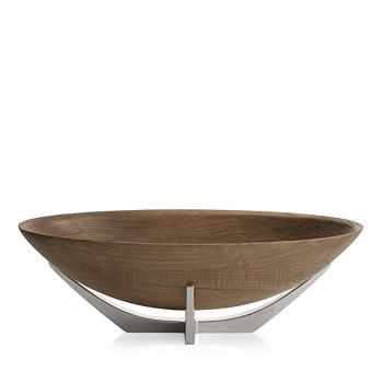 Nambé - Cabo Oval Serving Bowl