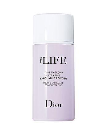 Dior - Hydra Life Time to Glow Ultra Fine Exfoliating Powder
