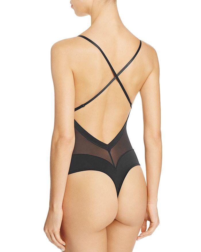 396788bc1cd1e Fine Lines - Low Back Convertible Bodysuit