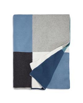 Elegant Baby - Infant Boys' Patchwork Blanket