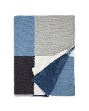 Elegant Baby Infant Boys' Patchwork Blanket thumbnail