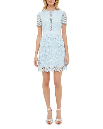 Ted Baker - Layered Lace Dress